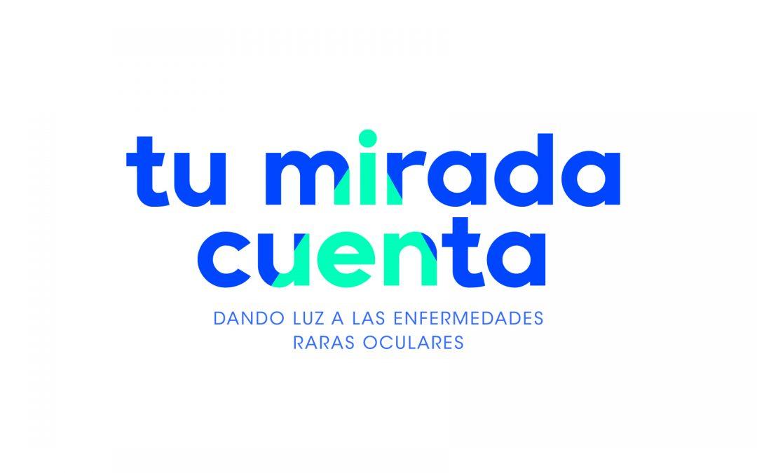 """""""Tu mirada cuenta"""", una campaña de concienciación sobre las enfermedades raras oculares"""