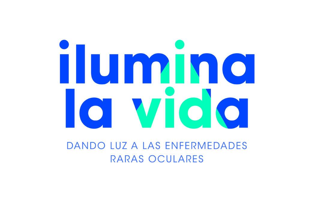 """""""Ilumina la Vida"""", una campaña de concienciación sobre las enfermedades raras oculares"""